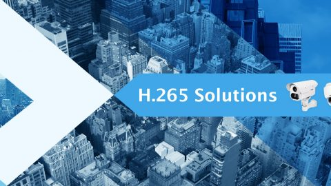 VIVOTEK Expands its Range of H.265 Solutions with Five New Products