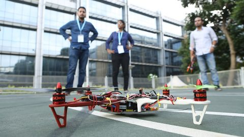 Cisco's disruptive innovation flies higher with drones