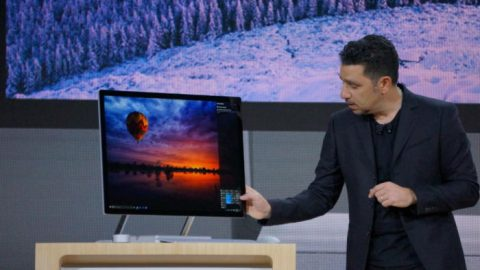Microsoft unveils Creative Update and the Surface Studio