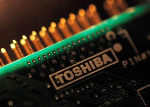 Toshiba is selling off part of its memory business
