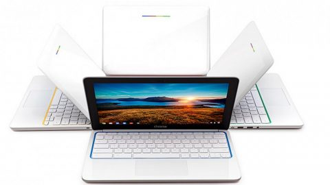 New Google Chromebooks cross laptops and tablets