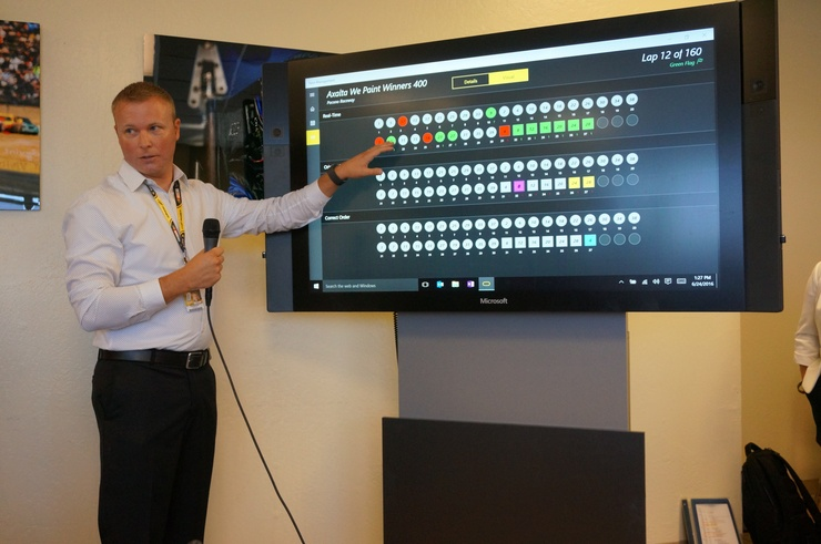 Now you can try Microsoft's supersized Surface Hub before buying