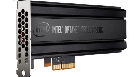 Intel claims storage speed record with its large-capacity Optane SSD